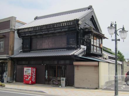 十七屋履物店・久松商店・福島屋佐藤店⑨
