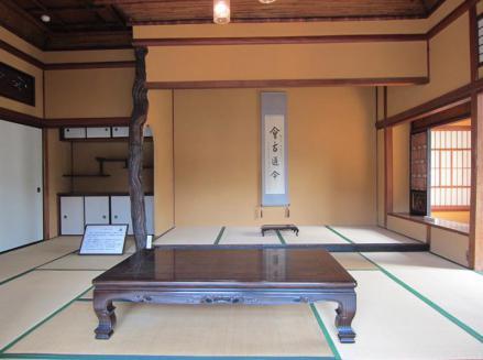旧神谷伝兵衛稲毛別邸⑮