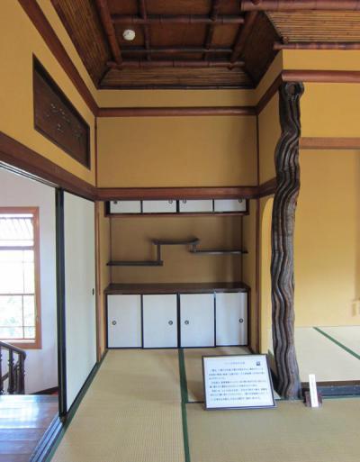 旧神谷伝兵衛稲毛別邸⑱