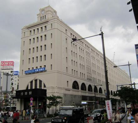 東武浅草駅①