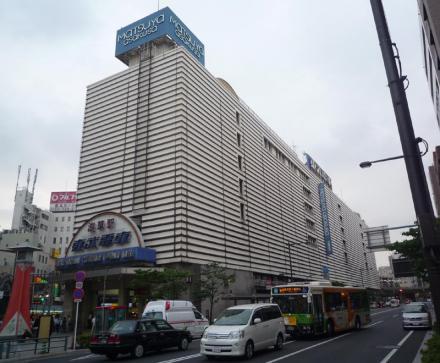 東武浅草駅④