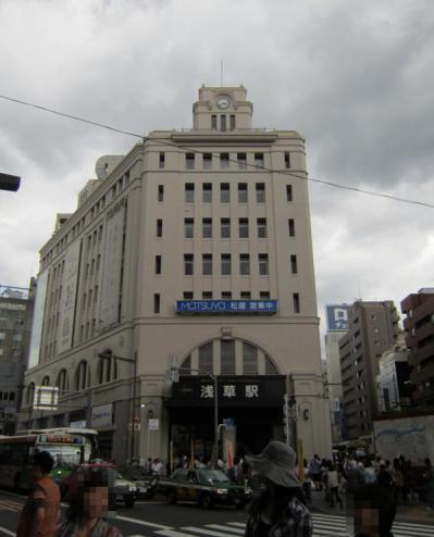 東武浅草駅②
