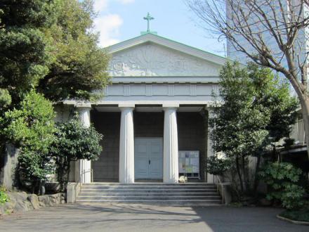 カトリック築地教会②