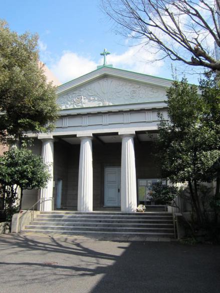 カトリック築地教会③