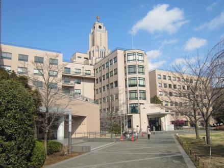 聖路加病院②