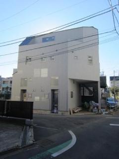 近所の建築現場⑨