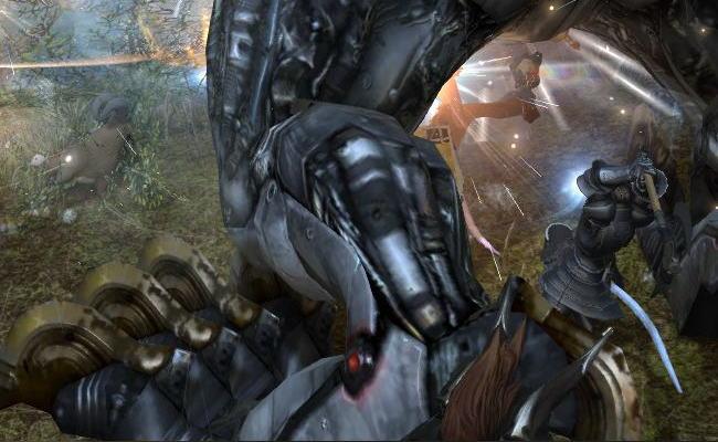 ベヒーモス型軍用獣3