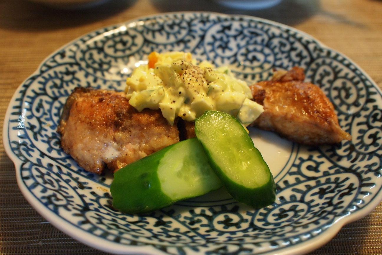 鮭タルタルソース