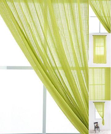 Chloe Gauze Curtain