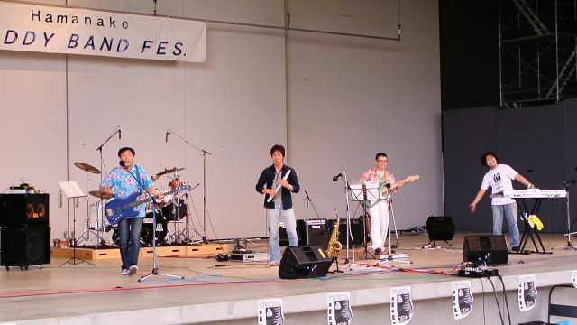 DUDDY BAND FES.@Garden Park 3
