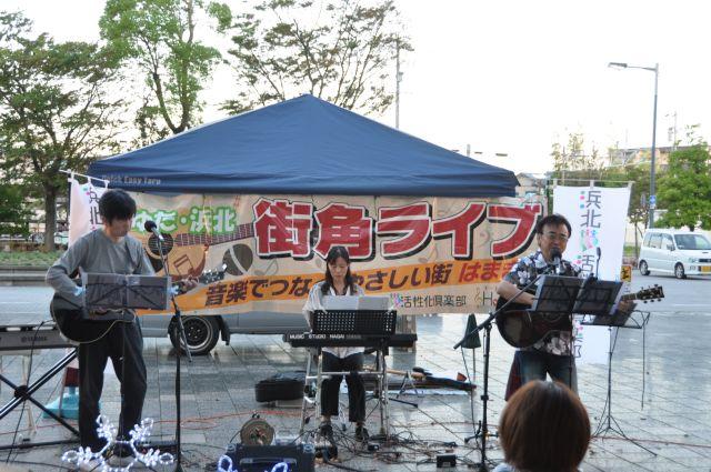 なゆた浜北 まちかどライブ 3