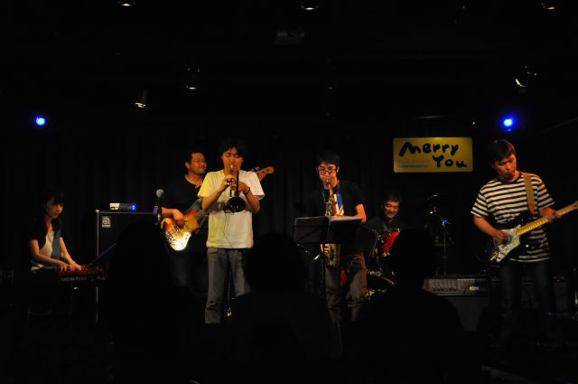 ムディナ10周年記念ライブ 2