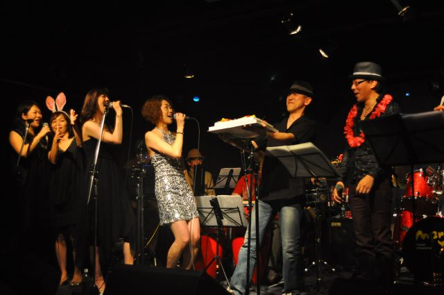Groovin'High Anniversary Live@Merry You5