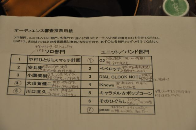 K-MIX 神谷幸恵のザ☆オーディションVol.4  2