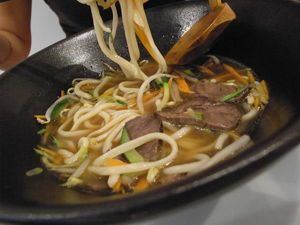 noodle manzo