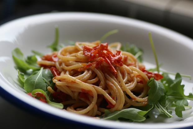 spaghettini shouyu butter_2012