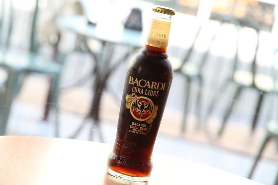 baccarddi rum_2012