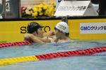 20140414swimming萩野2