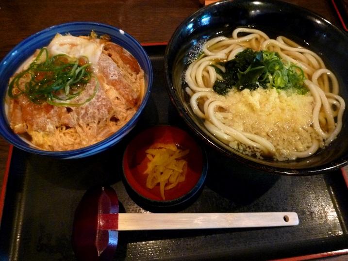 讃州カツ丼1