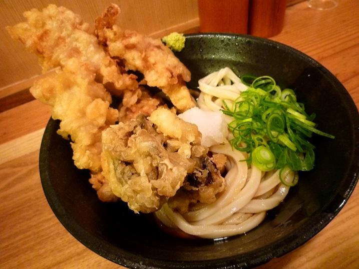 本町製麺所ぶっかけ1