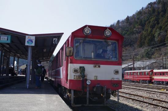 千頭駅 2