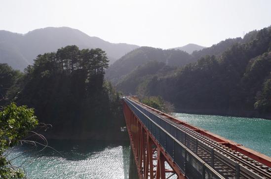 奥大井湖上駅 5