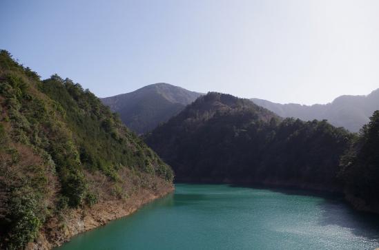 奥大井湖上駅 6