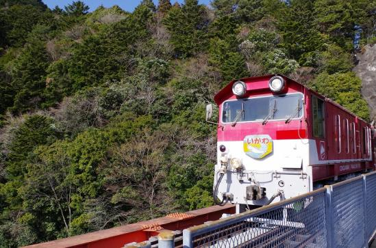 奥大井湖上駅 8