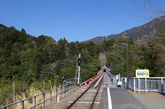 奥大井湖上駅 10