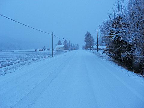 1211/18 初雪