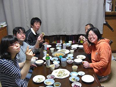 12 5/3 餃子大会2