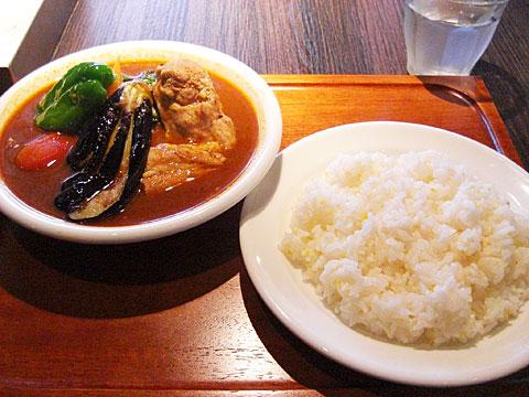 12 9/30 木多郎 スープカレー