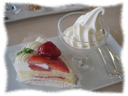 2012年7月23日フーケのケーキ