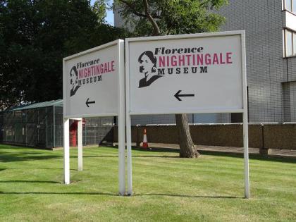 ナイチンゲール博物館②