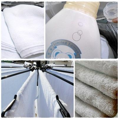 20130120ファーファで洗ったタオル