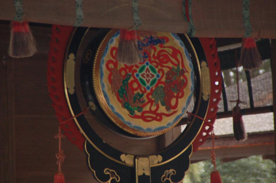 DSC_0163神楽殿太鼓