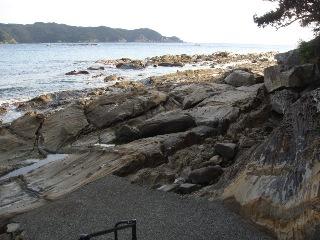 竜串海岸 その1