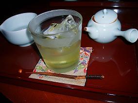 ぜいたく冷煎茶