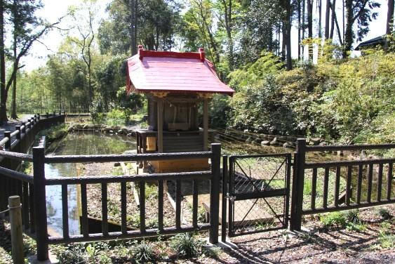 清水寺の湧水