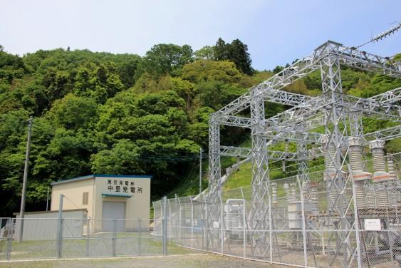 中里発電所