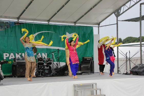 パキスタン舞踏