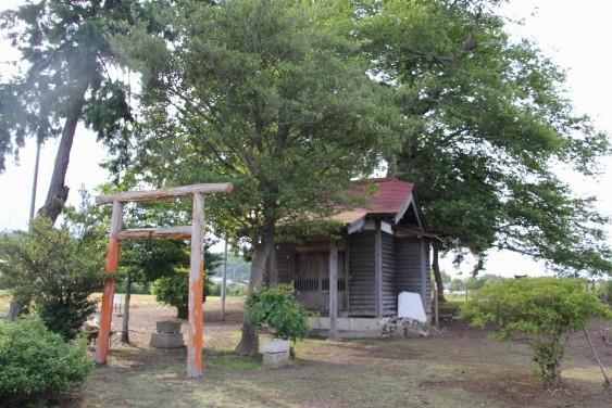 桂木稲荷神社
