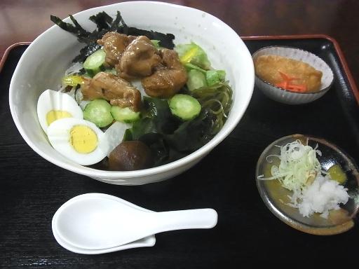 涼風旬菜蕎麦