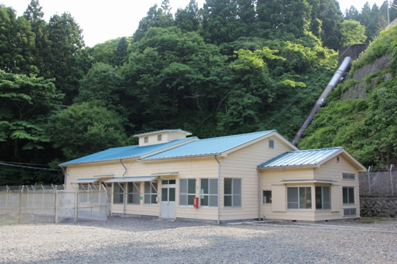 賀美発電所