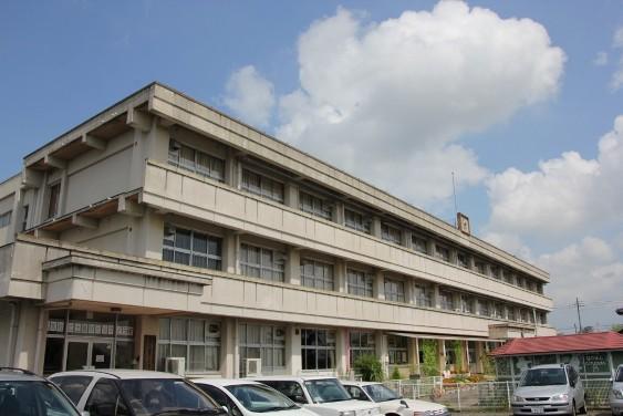旧国田小学校