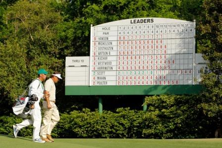 masters 2012