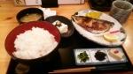 魚丁店サバ焼ランチ[2013-12-06]