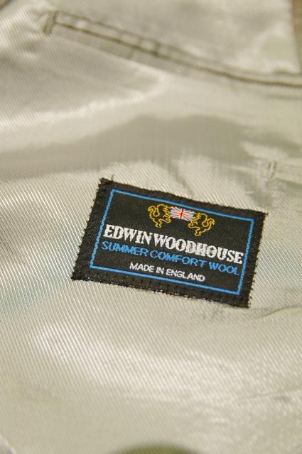 オーダースーツ名古屋 エドウィンウッドハウス