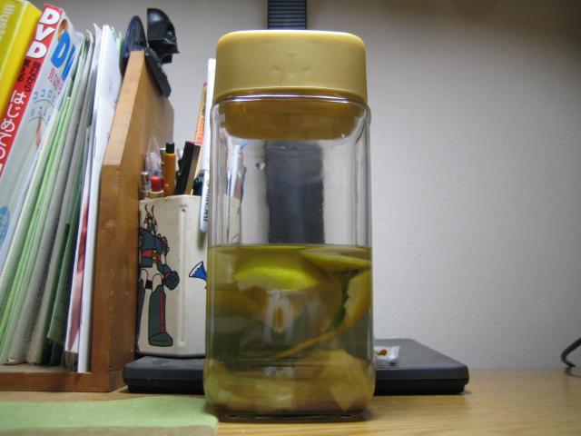 自家製酵母・レモン
