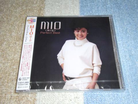 MIO・パーフェクトベスト